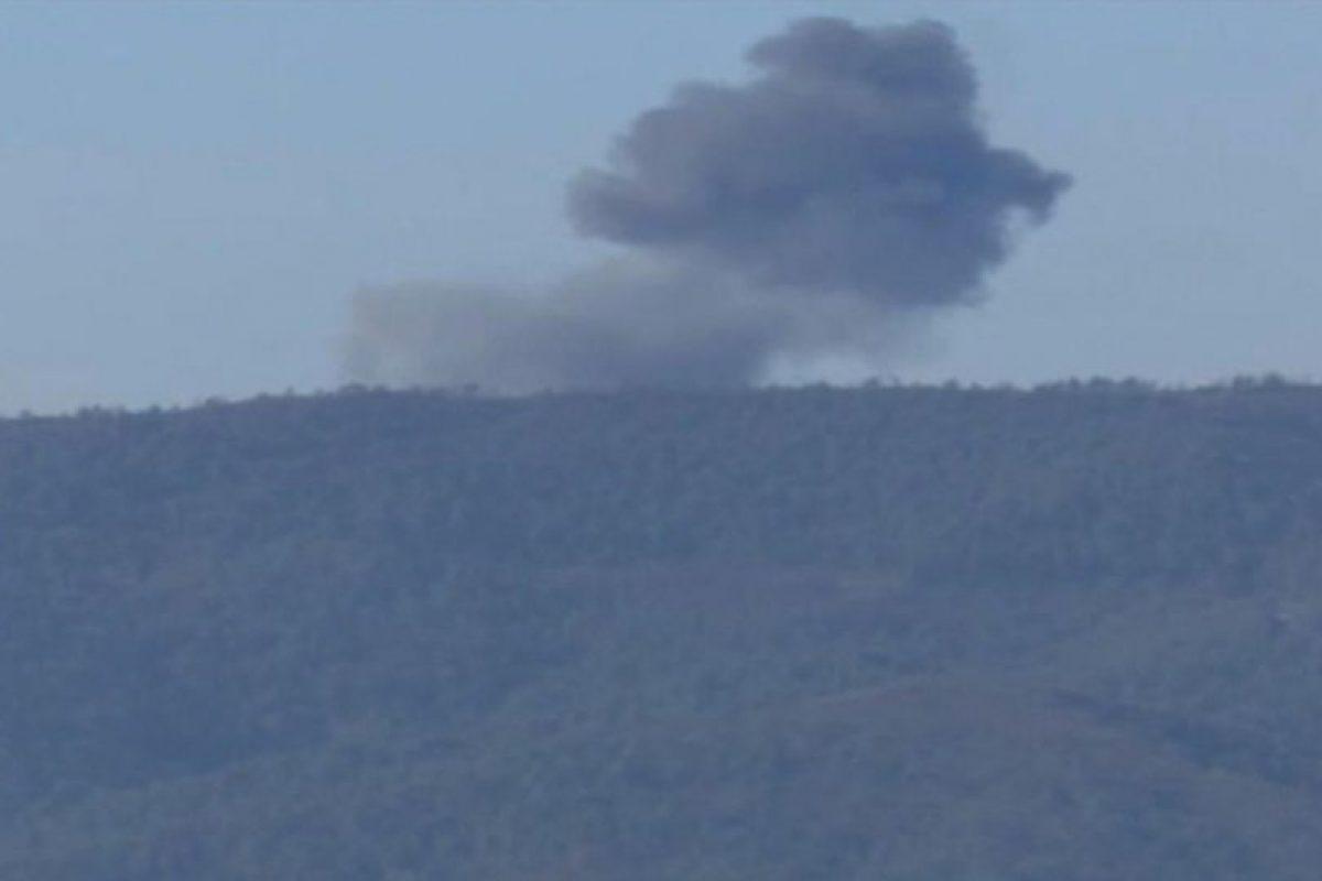 Autoridades de Turquía aseguran que violó el espacio aéreo turco en al menos 10 veces Foto:AP. Imagen Por: