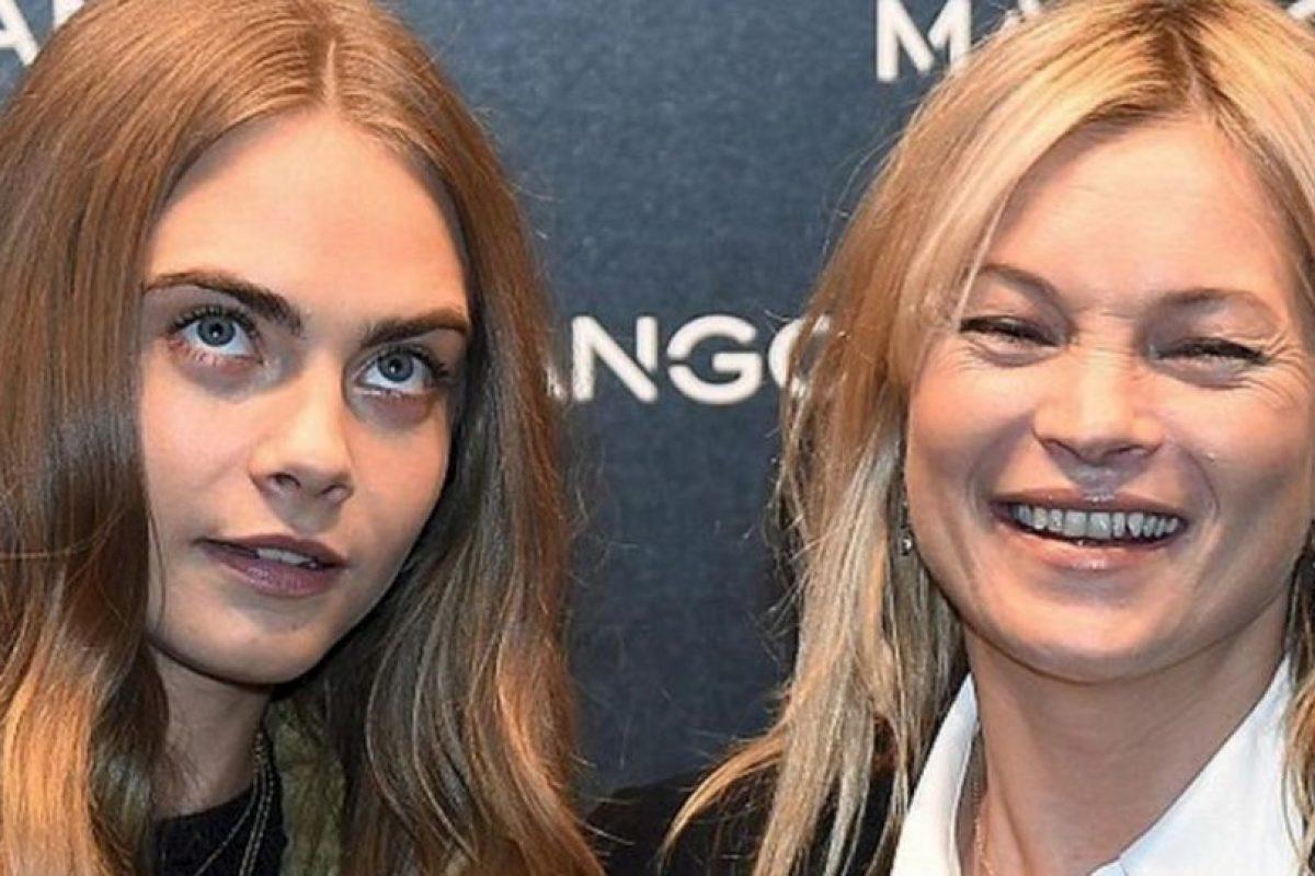 Y las inevitables arrugas. Foto:vía Getty Images. Imagen Por: