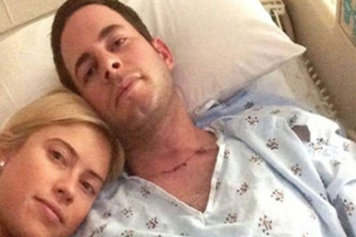 Luego de varios tratamientos, este se curó y agradeció a Lee por lo que hizo. Foto:vía Facebook. Imagen Por: