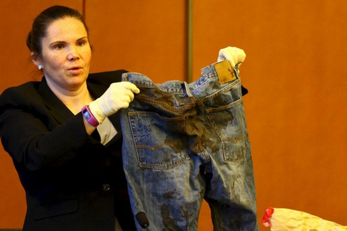 Otras pruebas fueron presentadas en el juicio. Foto:AP. Imagen Por:
