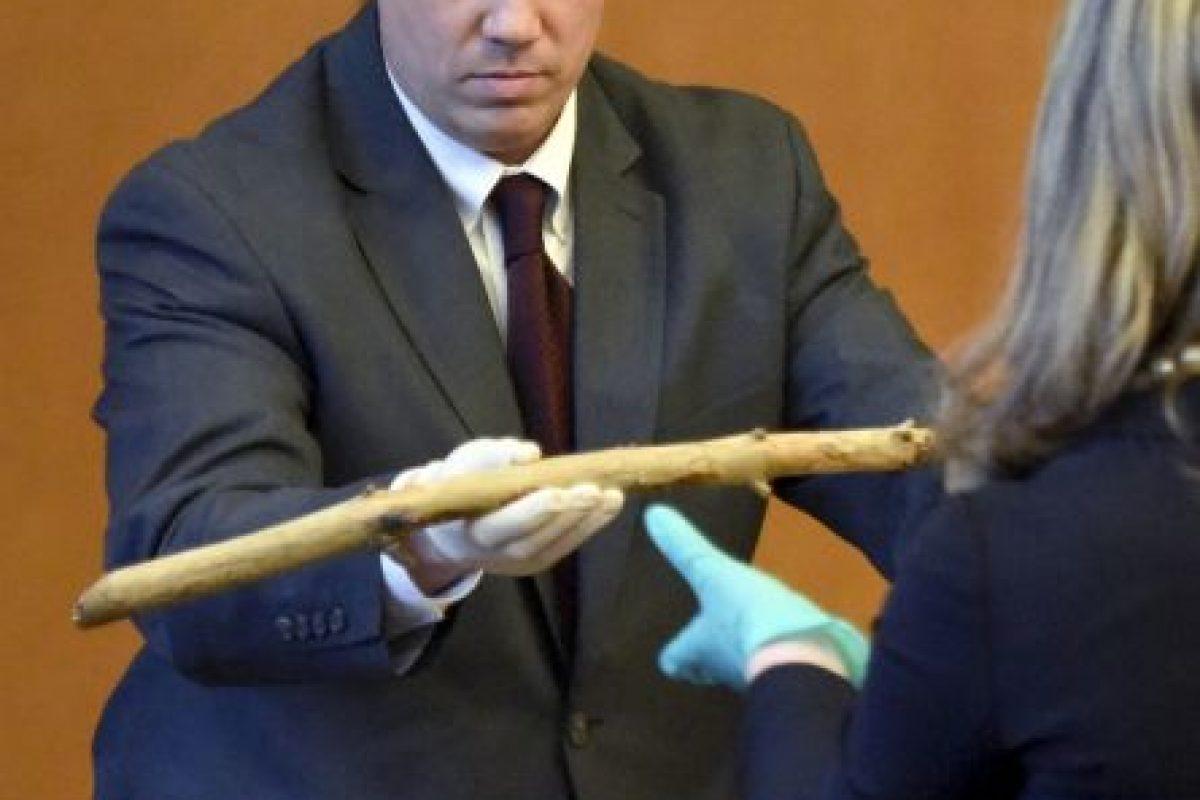 Todas supuestamente utilizadas por la víctima. Foto:AP. Imagen Por:
