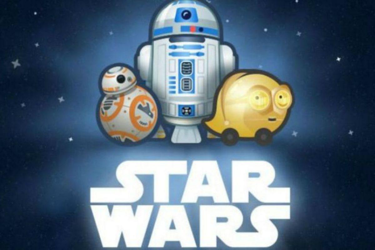 Star Wars tomará el control de su automóvil. Foto:Waze. Imagen Por: