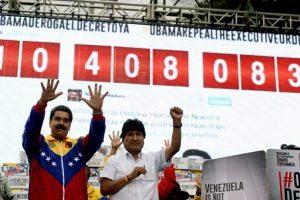 """En septiembre, el secretario de la administración Obama, John Kerry, llamó a la canciller venezolana Delcy Rodríguez con el fin de """"regularizar las relaciones diplomáticas"""" entre ambos países Foto:AFP. Imagen Por:"""