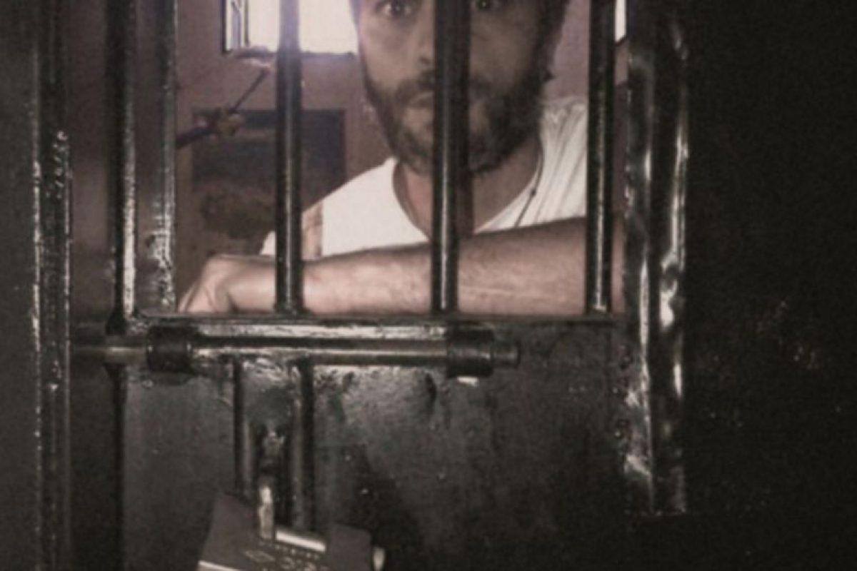 Leopoldo López fue condenado a 13 años de prisión en septiembre, acusado de organizar las manifestaciones de febrero de 2014, que dejaron como saldo 43 muertos. Foto:AFP. Imagen Por: