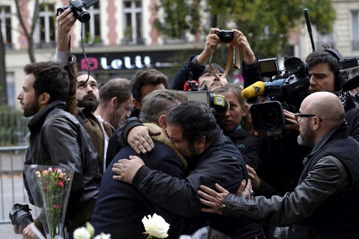 """""""Vamos a aplastar a Francia"""", destacaron en un nuevo video. Foto:AFP. Imagen Por:"""