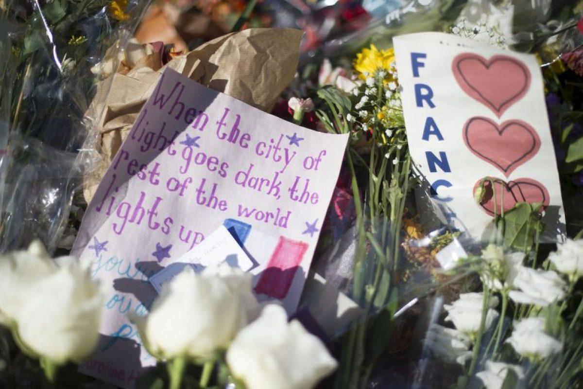 Los atentados de París del pasado 13 de noviembre dejaron un saldo de 130 muertos y más de 300 heridos. Foto:AFP. Imagen Por: