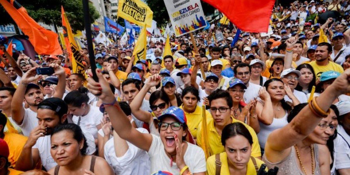 Asesinan de un disparo a dirigente opositor venezolano durante acto de campaña