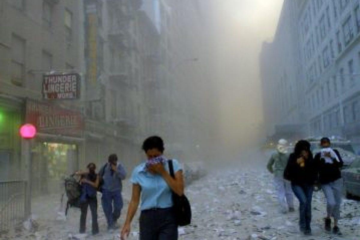 """""""En sus raíces, la campaña contra los terroristas se puede describir como una guerra mundial"""", señala en su investigación. Foto:Getty Images. Imagen Por:"""