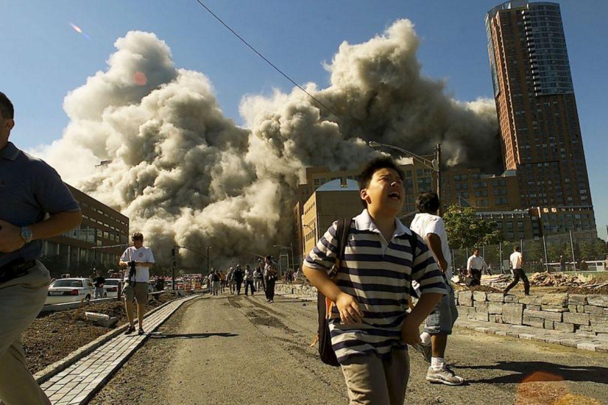 Diversos investigadores han señalado ese día como el inicio de una Tercera Guerra Mundial: La guerra contra el terrorismo Foto: Getty Images. Imagen Por: