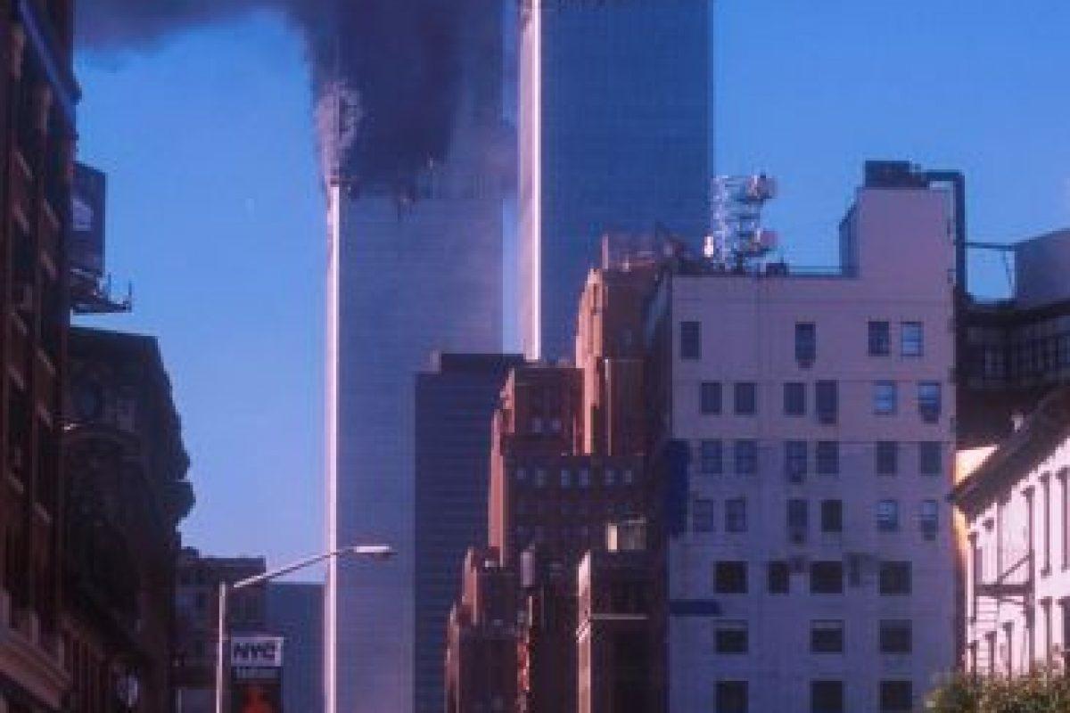 11 de septiembre de 2001. Foto:Getty Images. Imagen Por:
