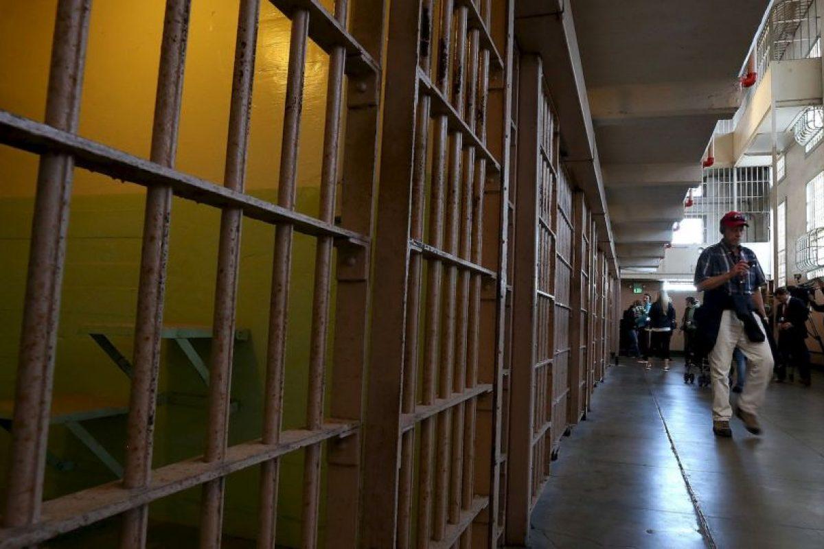 5. Según la organización The Sentencing Project, uno de cada nueve presos en ese país cumple una sentencia de cadena perpetua. Foto:Getty Images. Imagen Por: