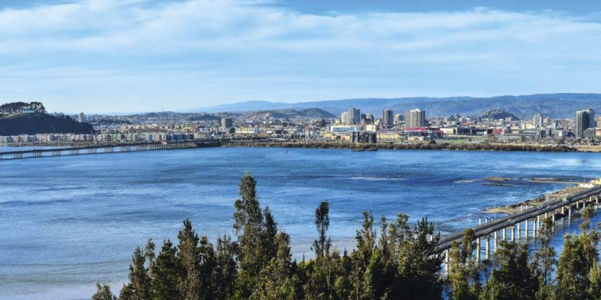 Concepción: Cambió la cara de la ciudad