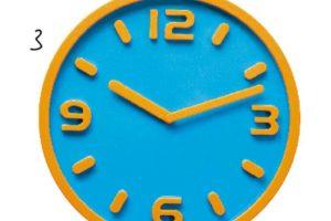 Reloj flúor, CocinArte.. Imagen Por: