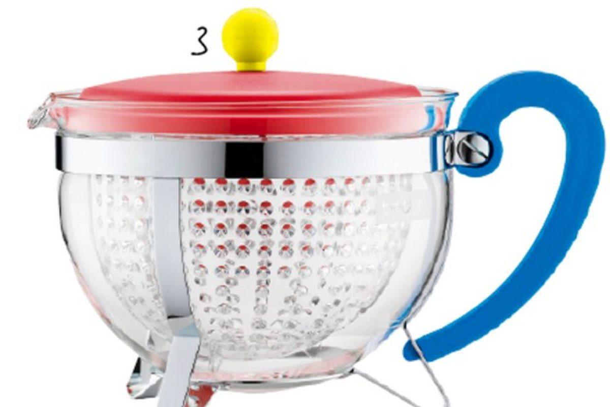 Tetera 1 litro, CocinArte.. Imagen Por: