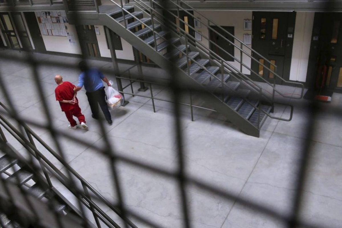 3. De acuerdo con la organización Human Rights Watch, Estados Unidos cuenta con la mayor población carcelaria reportada en el mundo. Foto:Getty Images. Imagen Por: