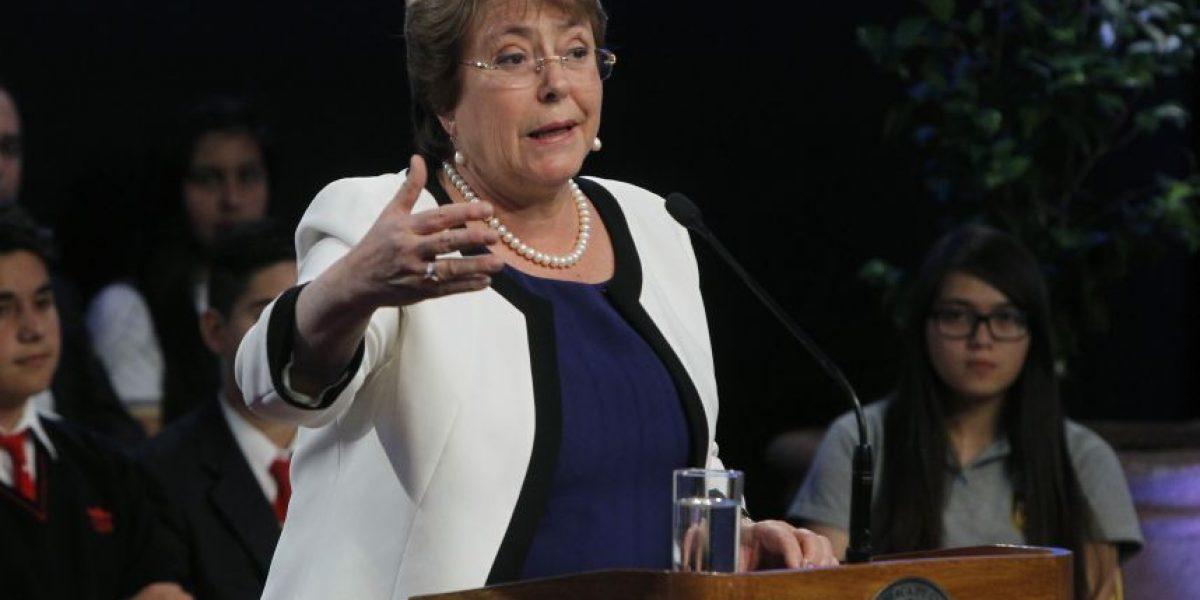 Bachelet confirma viaje a cumbre en París: