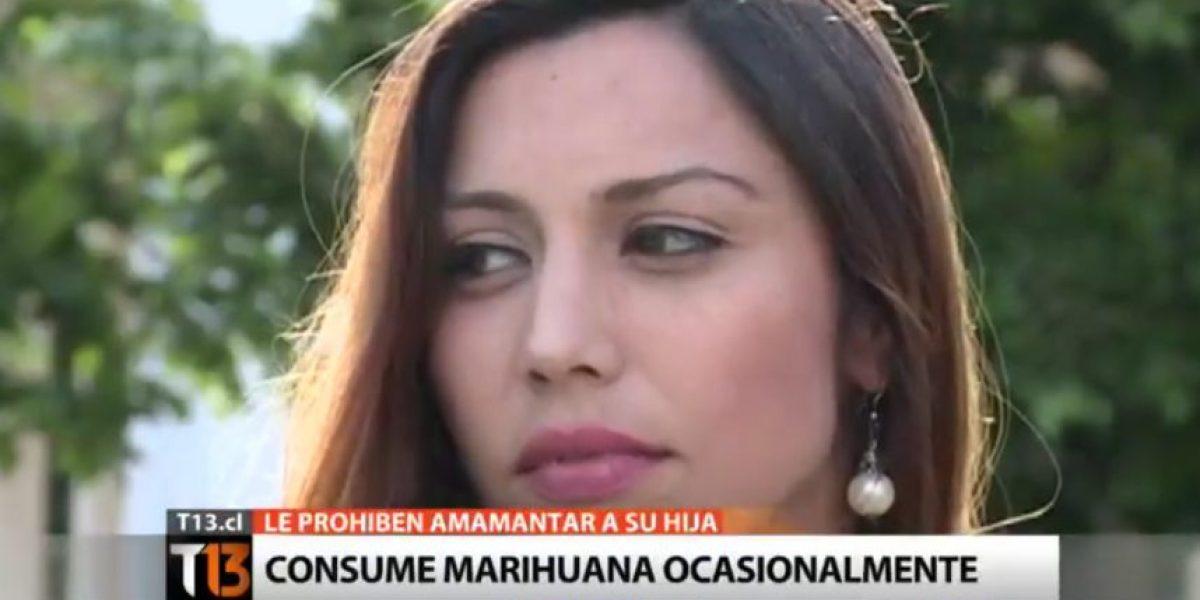 Le retuvieron a su bebé por fumar marihuana embarazada y así se defiende