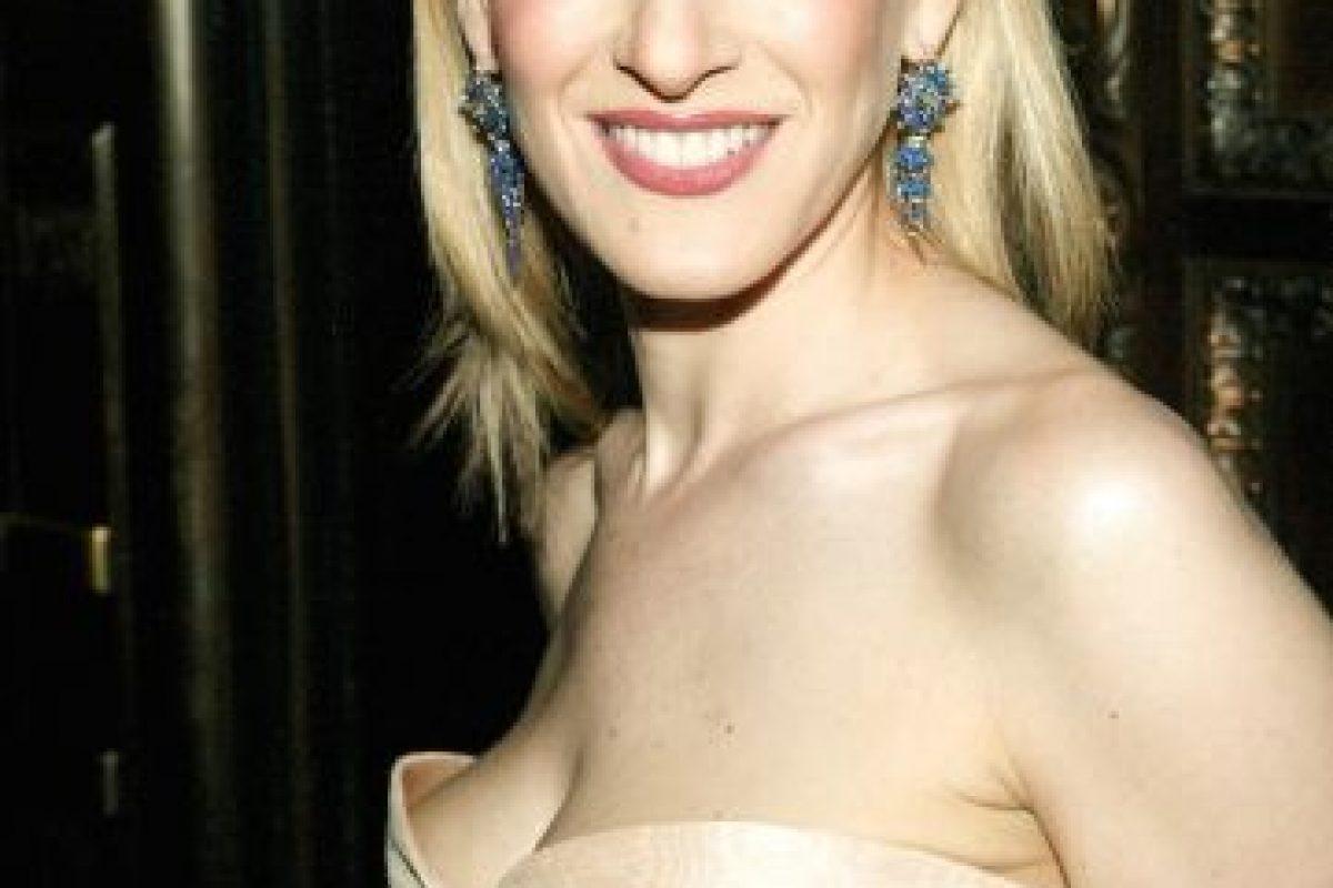 Sarah Jessica Parker Foto:Getty Images. Imagen Por: