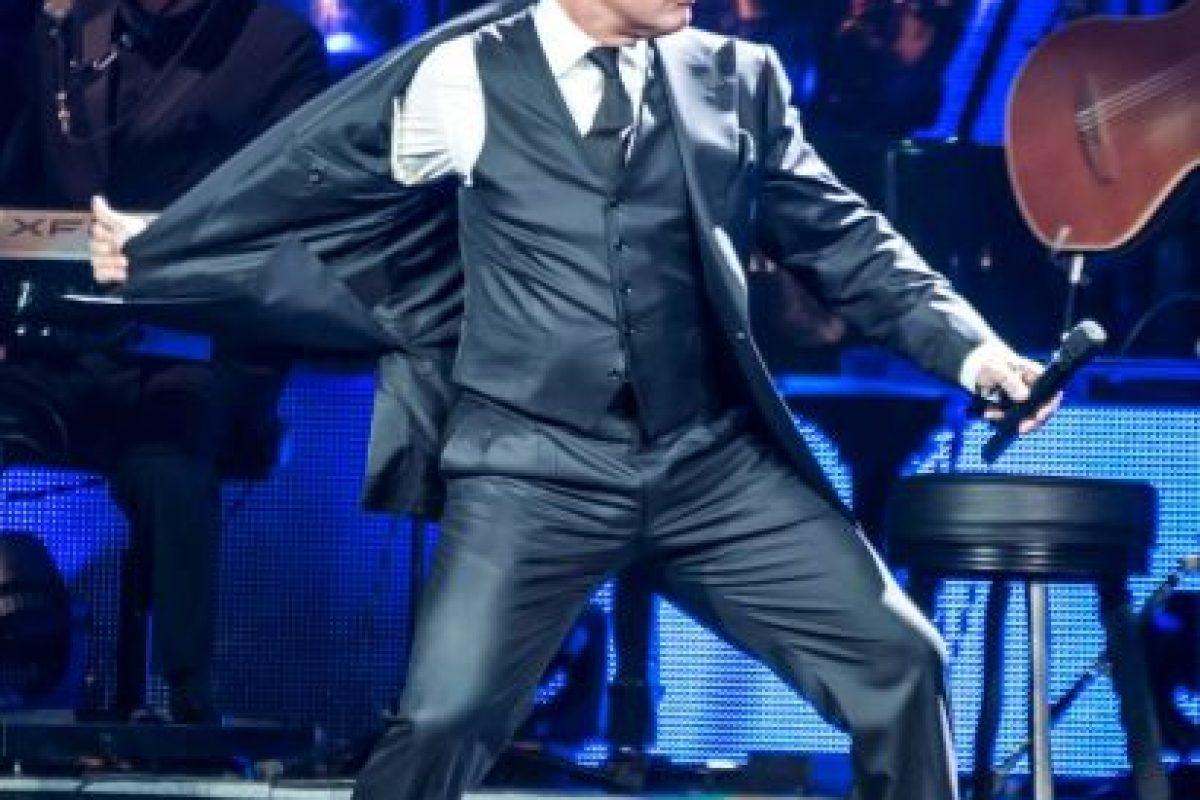 """El pasado 18 de noviembre, """"El Sol"""" volvió a cancelar su show en el Auditorio Nacional de la Ciudad de México. Esta vez tardó menos de 20 minutos en salir del escenario. Foto:The Grosby Group. Imagen Por:"""