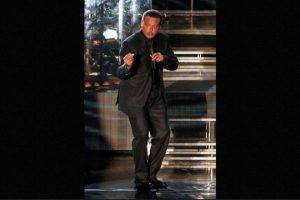 """ENERO: El cantante se presentó en el Auditorio Nacional de la Ciudad de México con el tour """"Déjà vu"""". Foto:Grosby Group. Imagen Por:"""