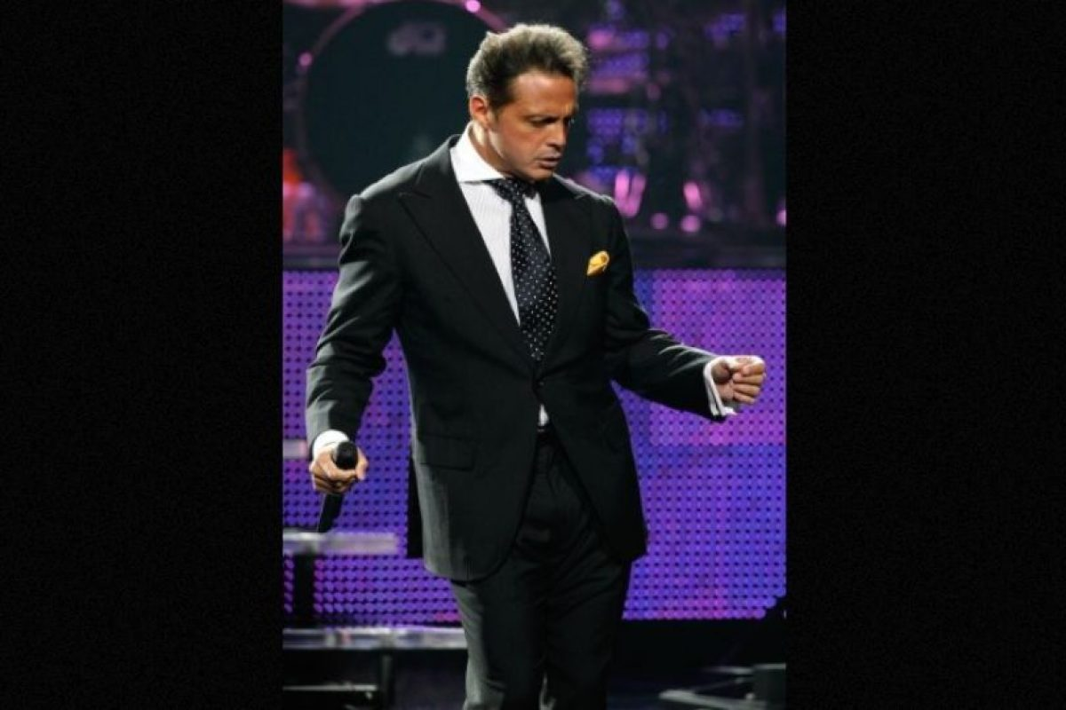 Aunque después pidió reprogramar una fecha para el recital. Foto:Getty Images. Imagen Por:
