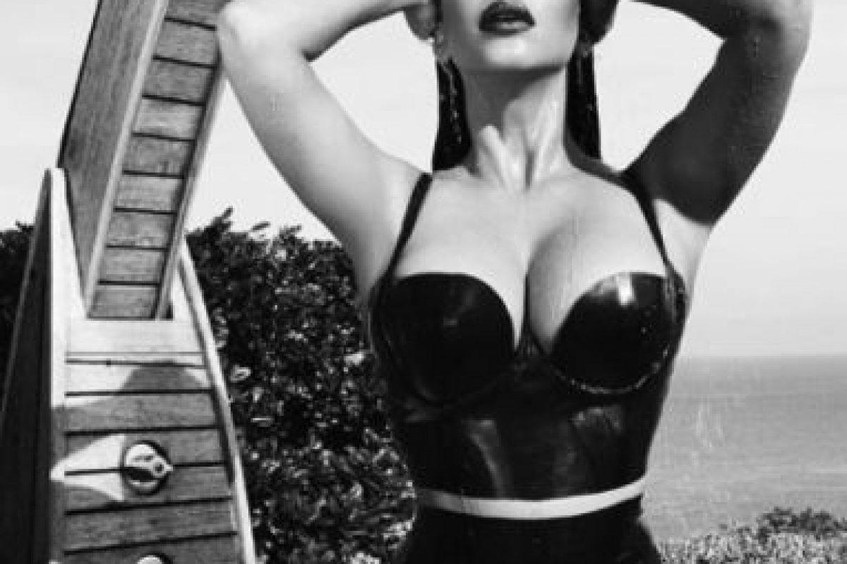 En la actualidad Foto:vía instagram.com/kimkardashian. Imagen Por: