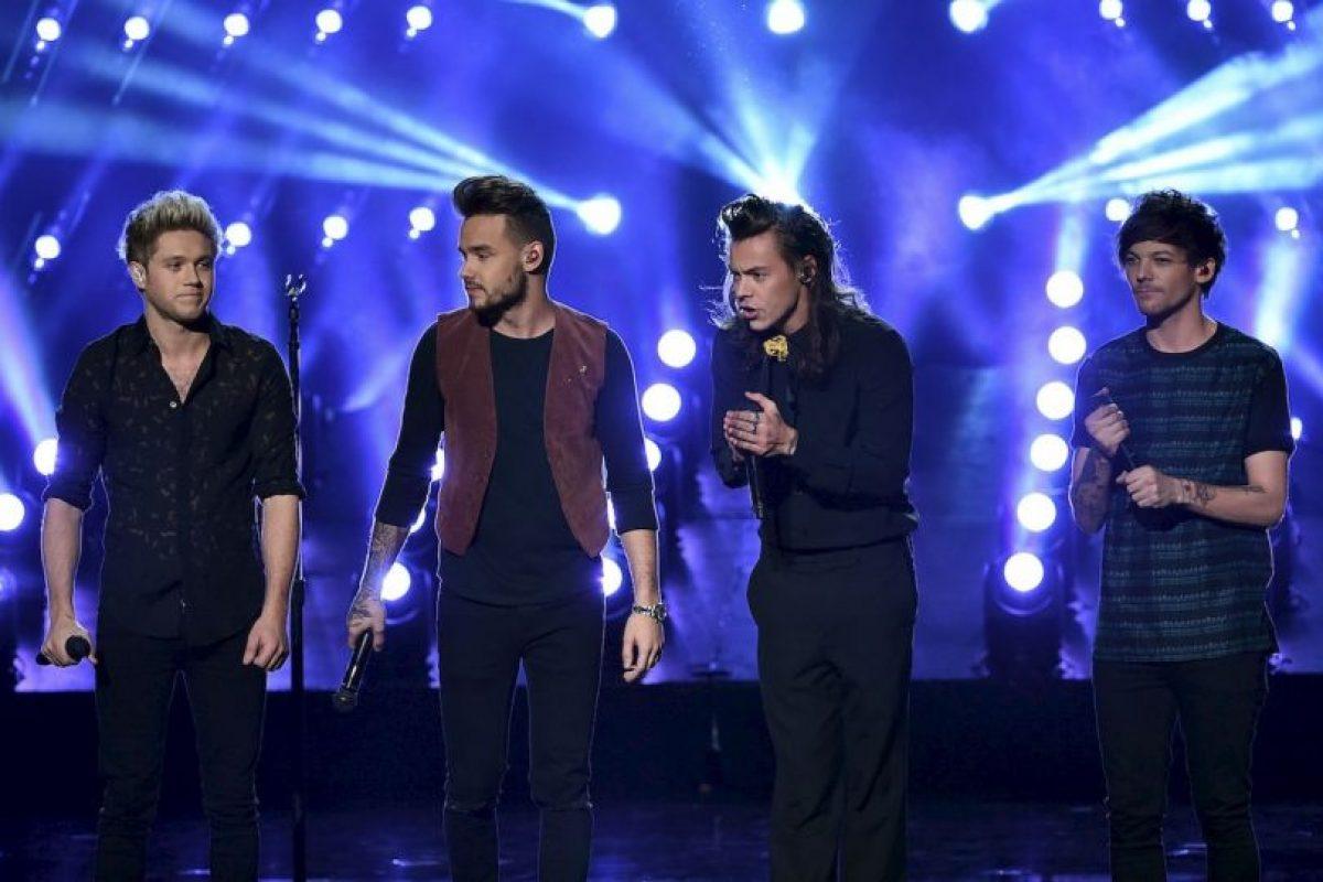 """Tras confirmarse la """"breve"""" separación del grupo británico One Direction, Harry Styles ha sido el primero en revelar sus aspiraciones. Foto:Getty Images. Imagen Por:"""