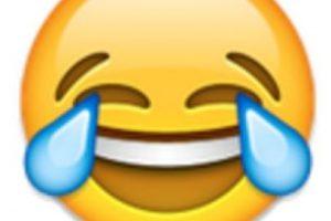 Rostro con ojos llorando de felicidad. Foto:vía emojipedia.org. Imagen Por: