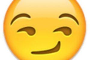 Rostro con connotación sexual. Foto:vía emojipedia.org. Imagen Por: