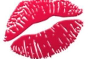 La marca de un beso. Foto:vía emojipedia.org. Imagen Por: