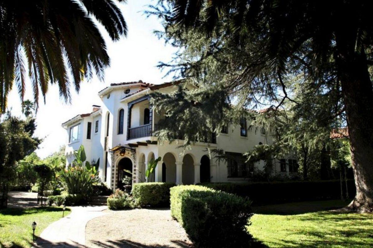 """La dueña de """"Acacia Mansion"""" demanda 30 mil dólares como pago. Foto:vía rentals.vacationrentaldesk.com. Imagen Por:"""