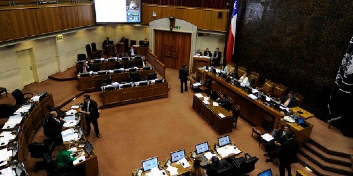 Congreso despacha la ley de presupuestos 2016