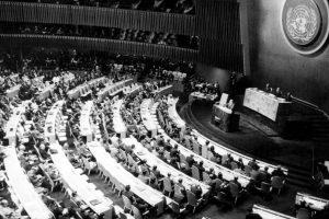 La crisis terminó cuando Nikita Krushev y Kennedy llegaron al acuerdo de poner fin a la crisis Foto:Getty Images. Imagen Por: