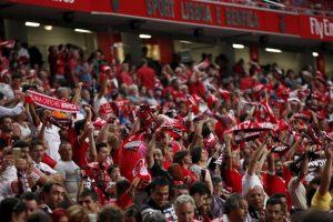 3. Benfica Foto:Getty Images. Imagen Por: