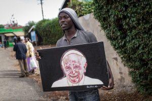 5. Otras 300 mil personas se fueron del país a países como Chad, Camerún, República Democrática del Congo y Congo. Foto:Getty Images. Imagen Por:
