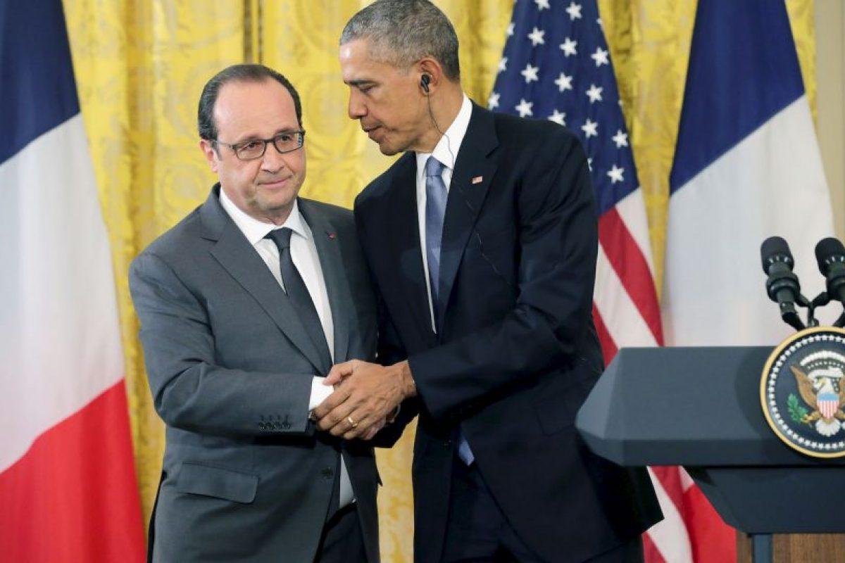Dicha coalición está compuesta por 65 países. Foto:Getty Images. Imagen Por: