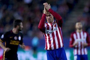 1. Atlético de Madrid Foto:Getty Images. Imagen Por: