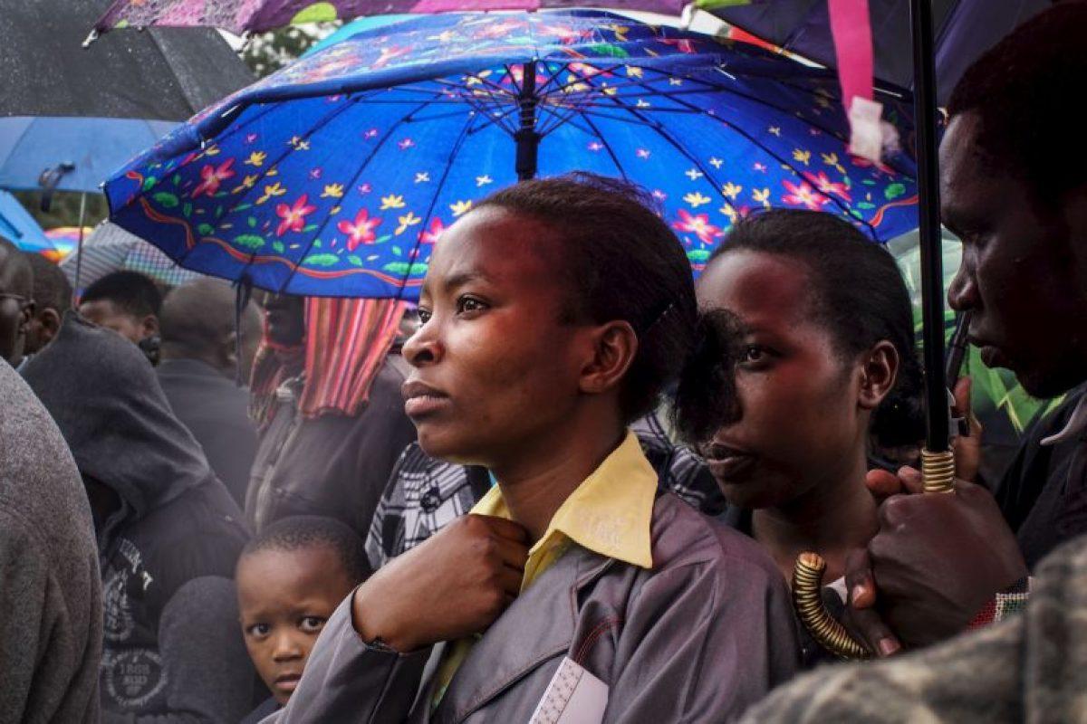 6. De acuerdo con la UNICEF, 2.4 millones de niños se han visto afectados por el conflicto. Foto:Getty Images. Imagen Por: