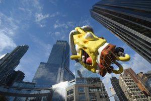 Así se vive el tradicional desfile de Día de Acción de Gracias de Macy's Foto:Getty Images. Imagen Por:
