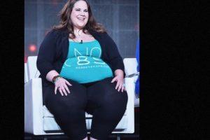 """Whitney es la estrella del programa """"Fat Girl Dancing"""" en el canal de televisión de paga TLC Foto:vía Getty Images. Imagen Por:"""
