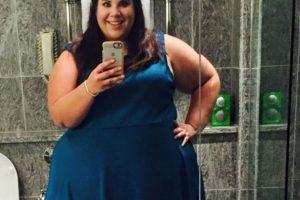 Por supuesto, no puede perder tanto peso. Foto:vía Facebook/Whitney Thore. Imagen Por: