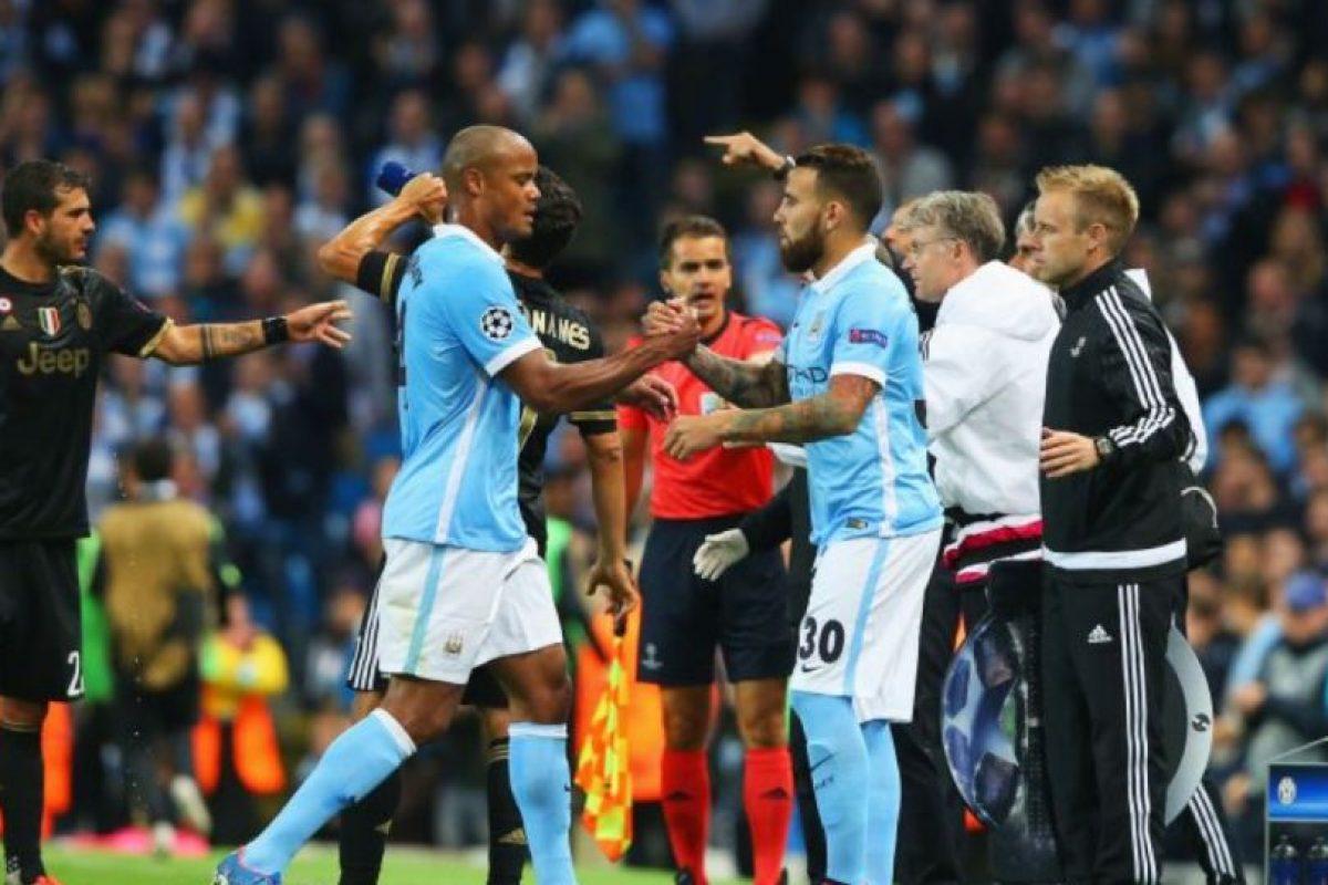 7. Manchester City Foto:Getty Images. Imagen Por:
