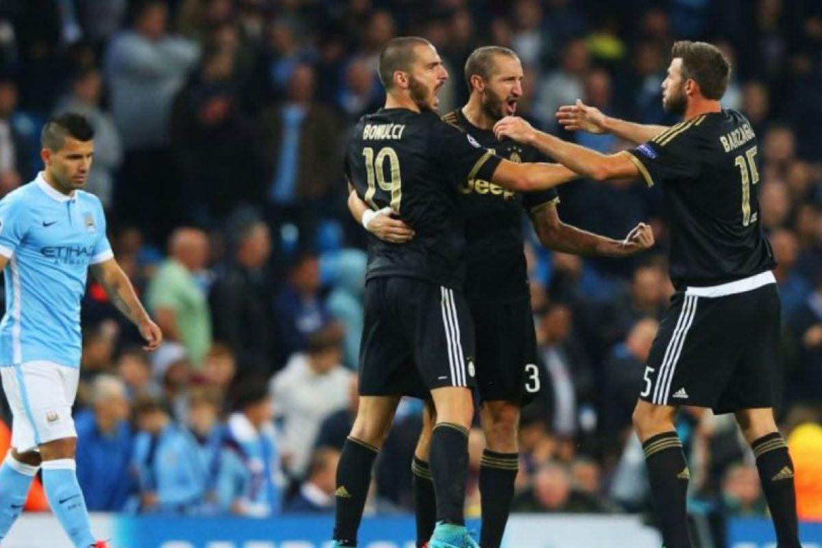 Superó 1-0 a Manchester City y ya está en la siguiente fase Foto:Getty Images. Imagen Por: