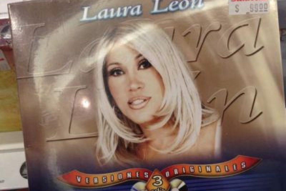 """Le hizo una fuerte competencia a Laura Bozzo con un talk show en Perú. Foto:vía Facebook/Laura León """"La Tesorito"""". Imagen Por:"""