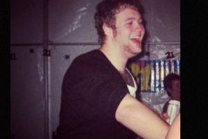Jonny Laidler se hizo famoso hace dos años por su peso. Foto:vía Tumblr. Imagen Por: