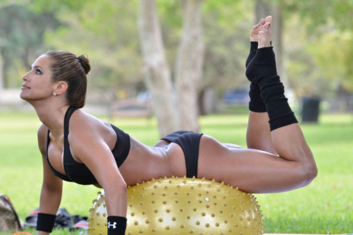 Hoy es una modelo fitness. Foto:vía Facebook/Jennifer Nicole Lee. Imagen Por: