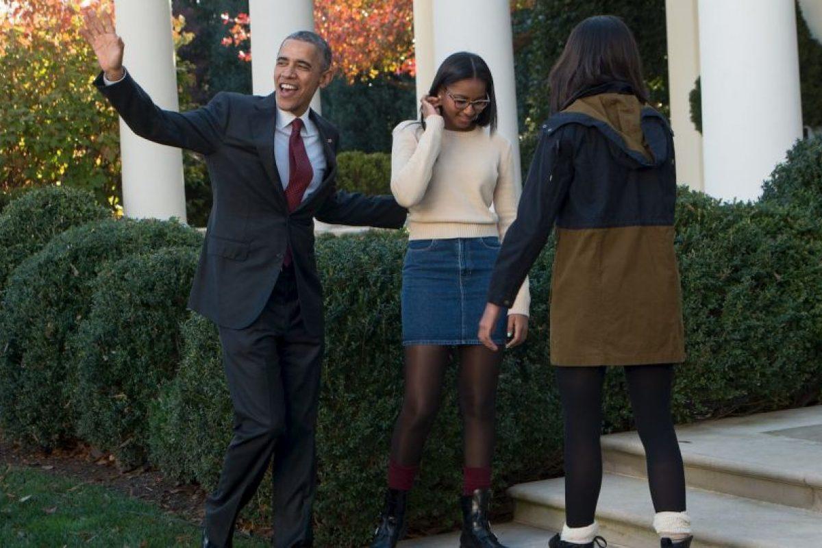 Que estaban en el interior celebrando. Foto:AFP. Imagen Por: