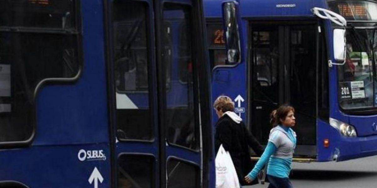 Gobierno le quita recorrido a operador del Transantiago por mal servicio