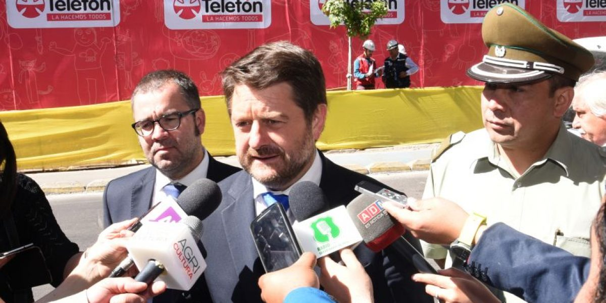 Autoridades informan plan de contingencia por actividades de la Teletón