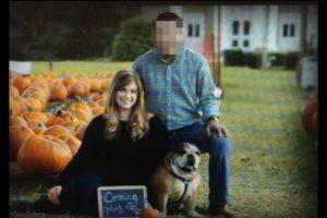Este fue el anuncio que hizo en octubre de 2016: está embarazada Foto:Facebook.com – Archivo. Imagen Por: